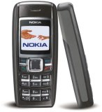 : Nokia 1600 Sim Free Mobile Phone - Black